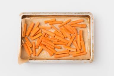 Enfourner la carotte