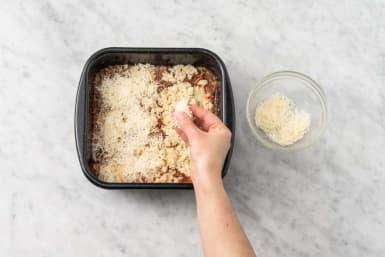 Bake casserole