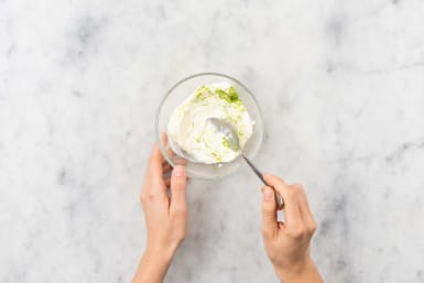 Make Your Lime Cream