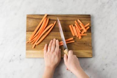 Prep Carrots