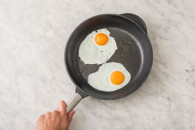 Fried Eggs: