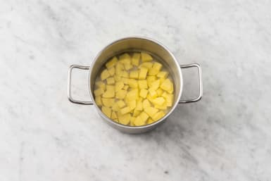 Boil your Spuds