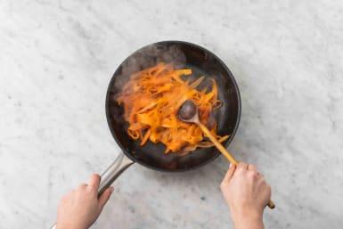 Stir-Fry the Veg