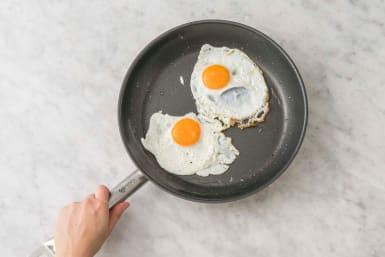 Got eggs? (optional)