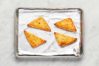 Make Cheesy Ciabatta