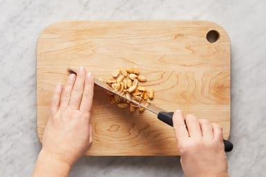 Toast Peanuts