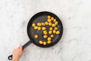 Rauchige Kartoffeln zubereiten