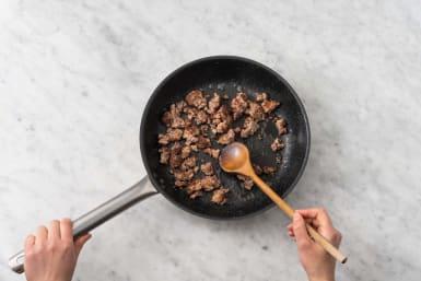 Stek köttfärs