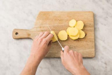 Cook the Potato
