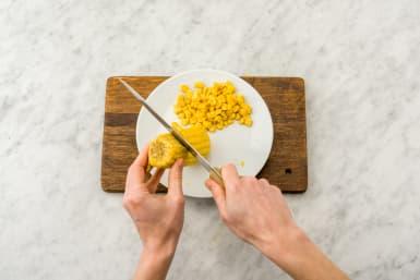 Cuire le maïs
