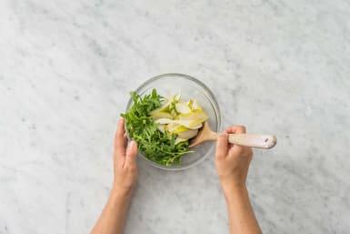 Blanda salat
