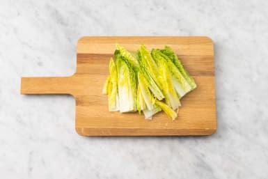 Prep the Lettuce