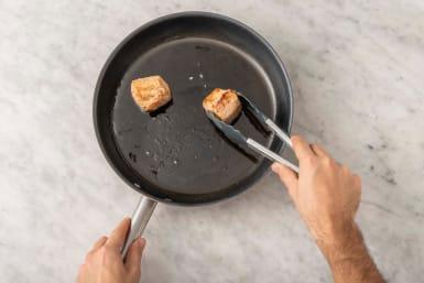 Cuire le filet mignon de porc