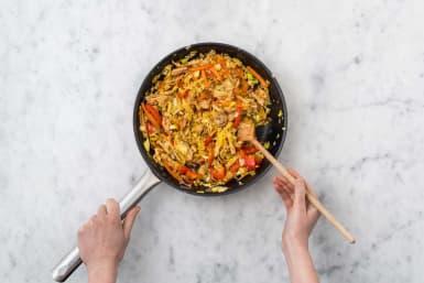Ajouter la cuisse de poulet