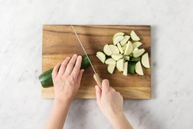 Baka grönsaker