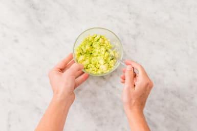 Blanda guacamole
