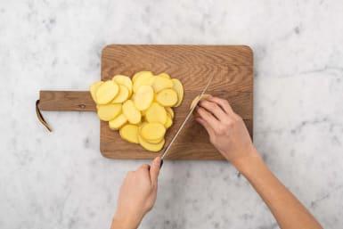 Baka potatis