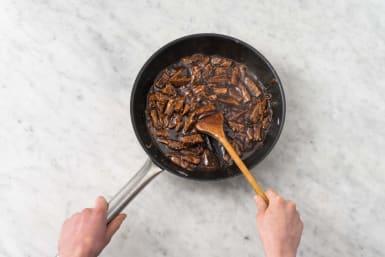 Koka pulled beans