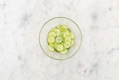 Pickle cucumbers