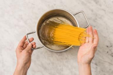 Koka spagetti