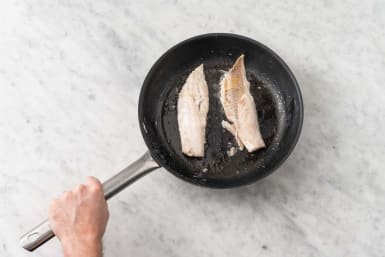 Stek fisk