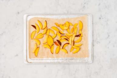 Nectarine bakken