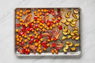Roast Zucchini