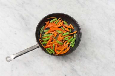 Start veggies