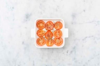Rôtir les tomates