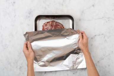 Préparer le pain de viande