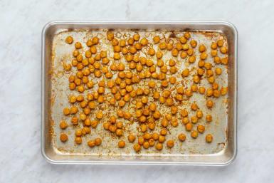 Roast Chickpeas