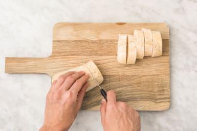 Für das Brot
