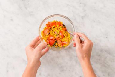 Laga tomatsalsa