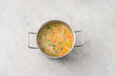Soep koken