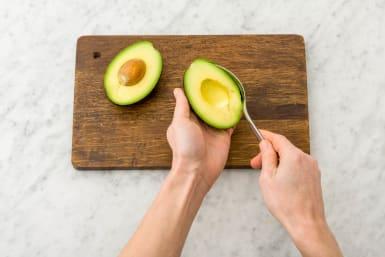 Avocado schneiden