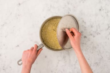 Quinoa kochen