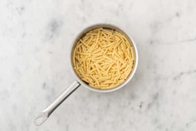 Cook the Macaroni