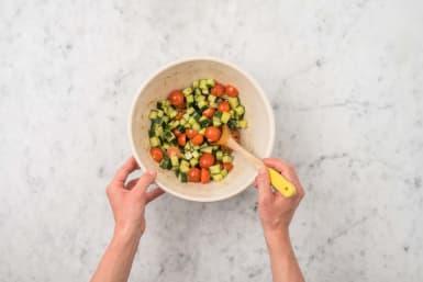 Koken en mengen