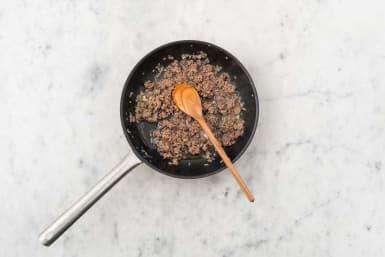Préparer la marinade