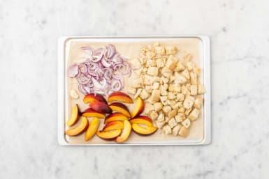 Gemüse & Obst backen