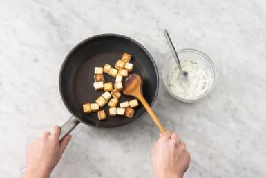 Yoghurtsaus maken