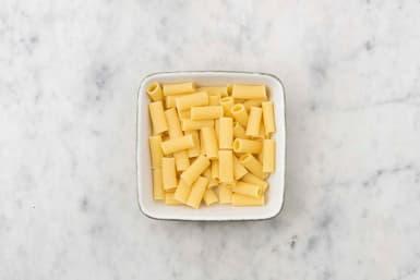 Rigatoni koken