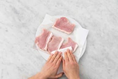 Coat pork