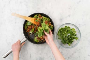 Stir In the Spinach