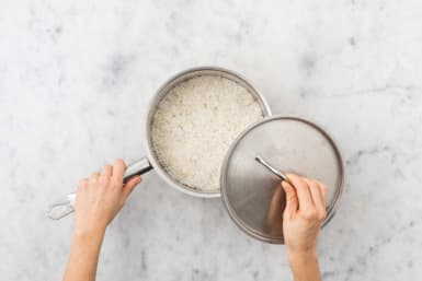 Make the Rice