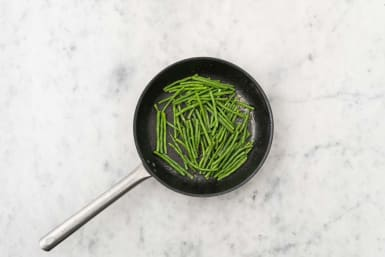 Prep and cook beans