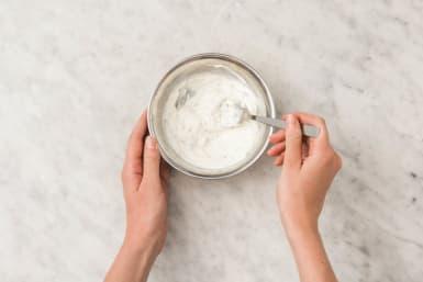 Yoghurt mengen
