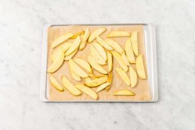 Bake fries