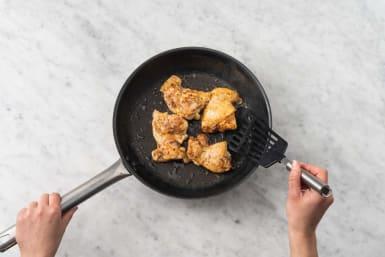 Start chicken