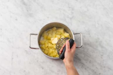 Gör potatismos